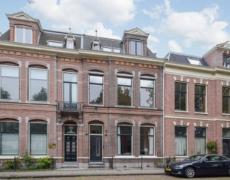 Monumentaal herenhuis Haarlem